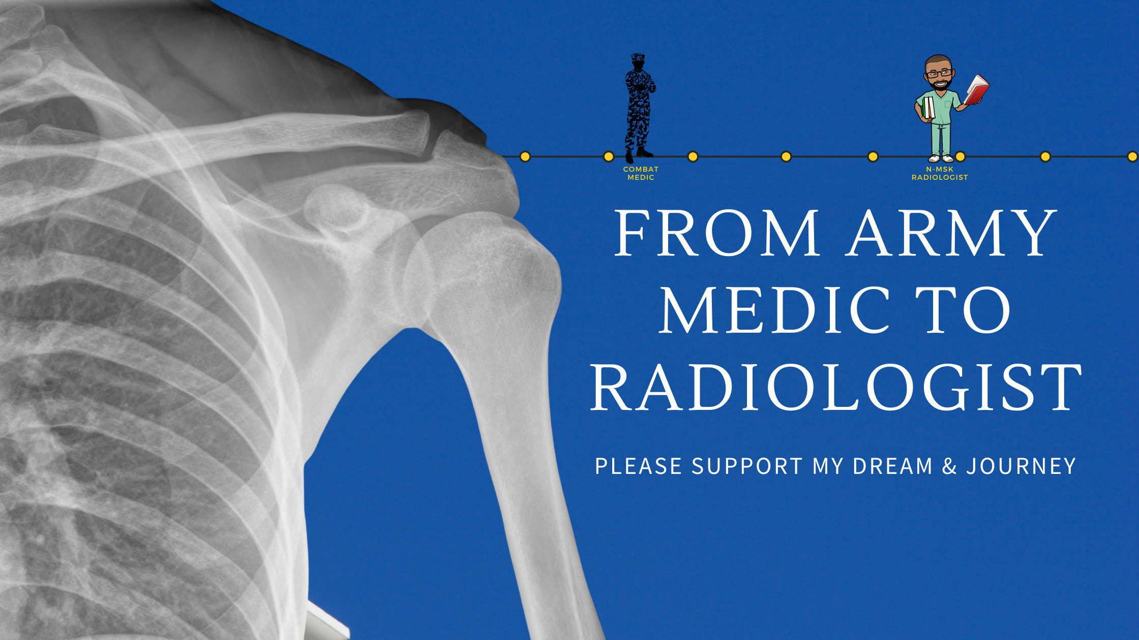 From Army Medic to Radiologist